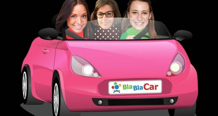 IR À BOLEIA DO BLABLACAR