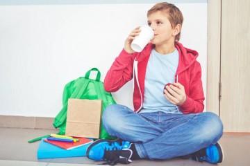 A alimentação na escola e a dose extra de preocupação