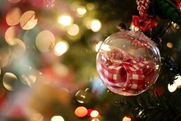 O Natal está à porta e é tempo de começar a preparar a sua casa. Deixamos-lhe algumas dicas originais.