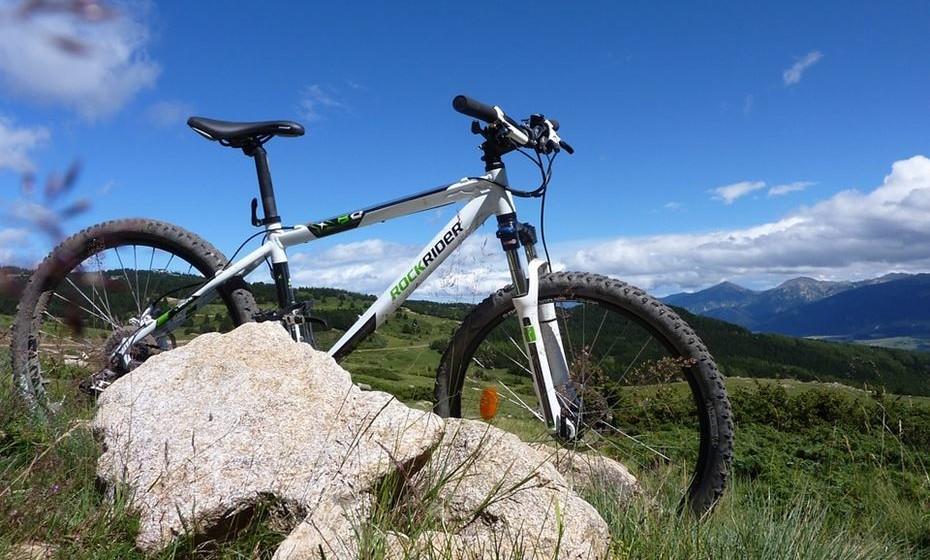Passeios de bicicleta: Se tem a bicicleta arrumada num canto da garagem durante todo o ano, está na altura de limpar o pó e começar a pedalar. Este pode ser um ótimo programa para fazer acompanhada ou sozinha, aproveitando a ideia para fazer algum exercício físico e estar em contacto com a natureza.
