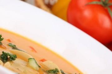 Sopa é uma aposta saudável para toda a família