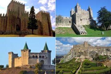 No Dia Nacional dos Castelos, apresentamos-lhe uma lista das edificações que merecem uma visita. Ora espreite!