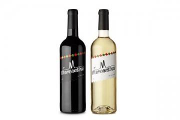 Mercantina cria marca de vinho