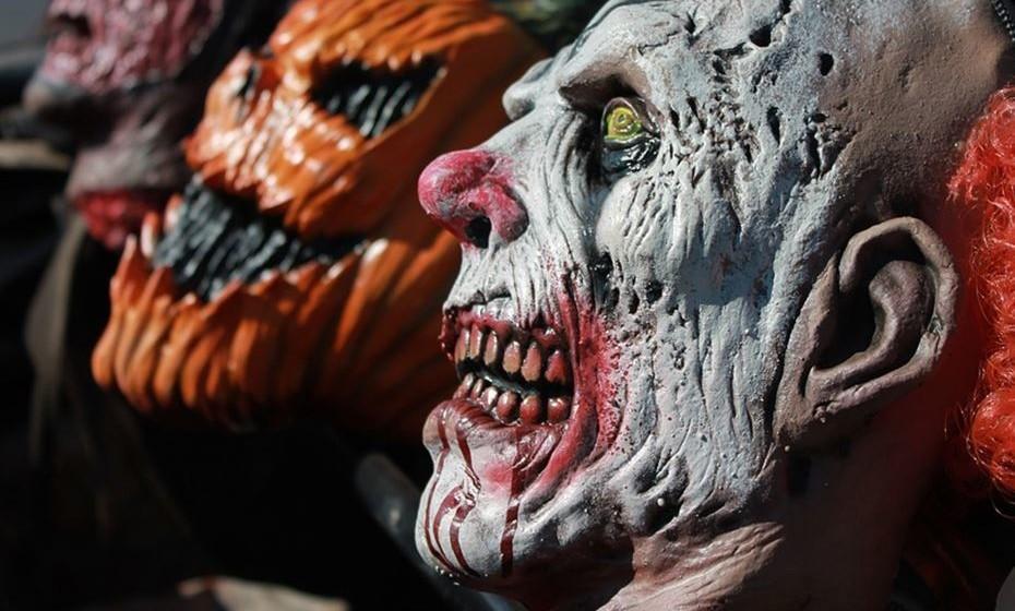 Monstros: Há personagens que nunca caem em desuso, como o Frankenstein ou o Eduardo Mãos de Tesoura.