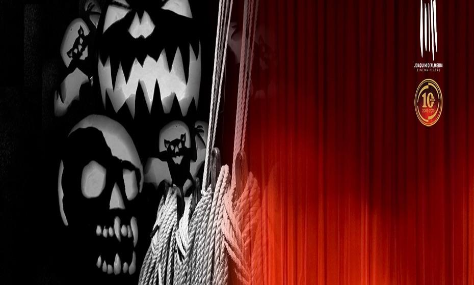 Montijo – Festival Halloween: A noite de Halloween ficará marcada com um espetáculo de dança memorável exclusivamente dedicado ao tema. O desafio foi lançado e a 31 de outubro os vários grupos convidados vão apresentar os seus projetos. Que vença o melhor! Local: Cinema-Teatro Joaquim d' Almeida (Montijo) Bilhetes: 10€ (Plateia),7,5€ (1.º e 2.º Balcão) e 5€ (3.º Balcão). Horário: 21h30.