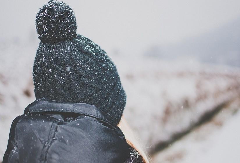 Não se agasalhe demasiado e evite as mudanças bruscas de temperatura.