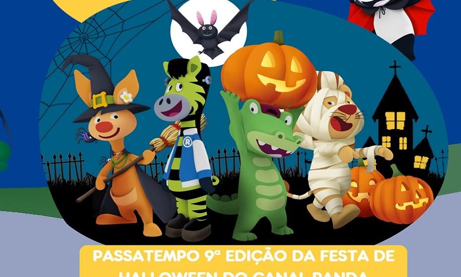Lisboa – Festa Halloween do Canal Panda: A noite mais assustadora do ano está de volta e com ela a divertida festa do Canal Panda. Com atuações arrepiantes, ateliês aterradores e claro a presença do Panda. Data: 31 de outubro Local:  Ministerium no Terreiro do Paço. Informações: www.canalpanda.pt