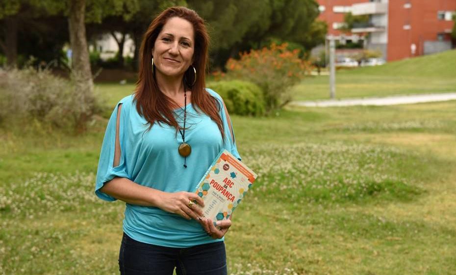 A consultora Ana Bravo. Mais dicas no livro 'ABC da Poupança'.