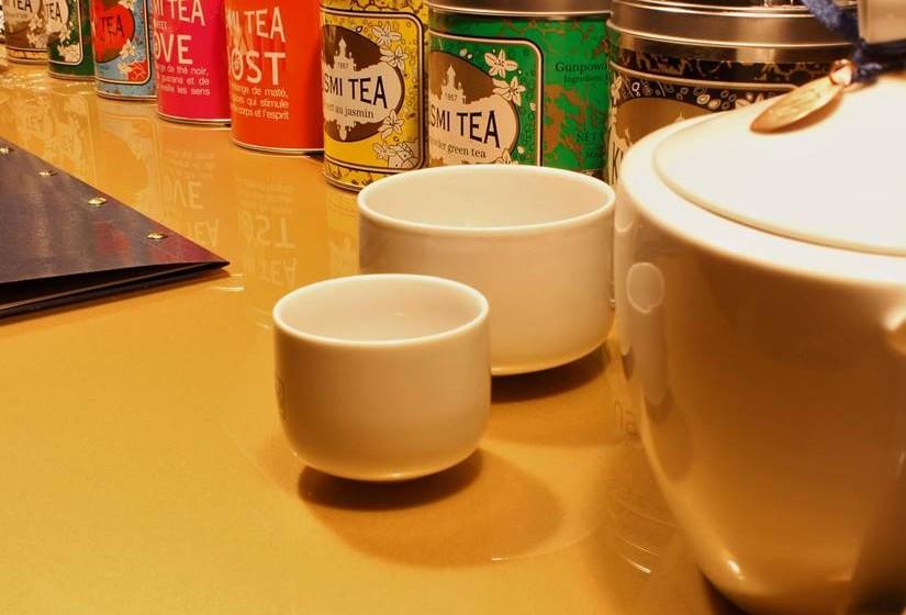Há chás para todos os gostos.