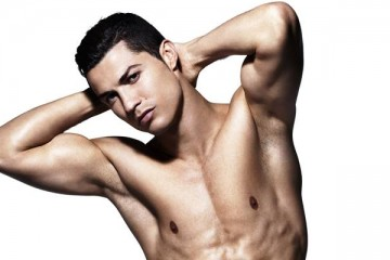 Cristiano Ronaldo lidera ranking de site pornográfico