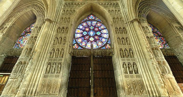 Foto: Catedral de Reims