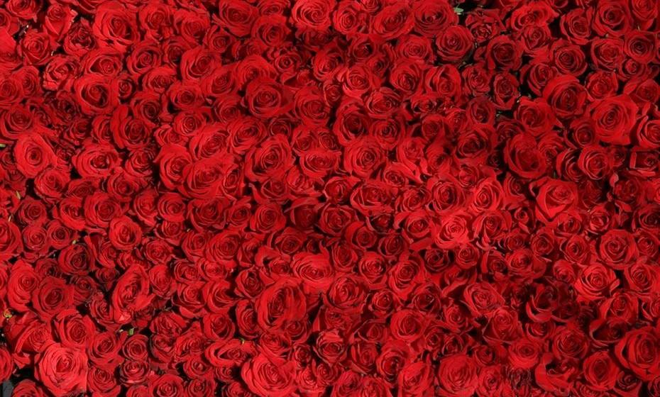 Hotel Principe di Savoia (Milão, Itália): Um hóspede excêntrico mando comprar 1000 rosas vermelhas e espalhar as pétalas pelo chão da suite presidencial, onde estava hospedado, pois preferia caminhar sobre pétalas de rosas do que num chão vazio.