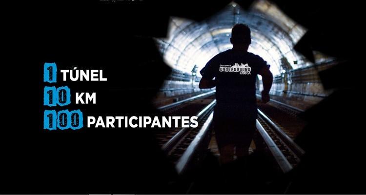 Metro de Lisboa vai servir de pista para atletas