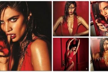 Sara Sampaio é a imagem do novo perfume da Victoria's Secret