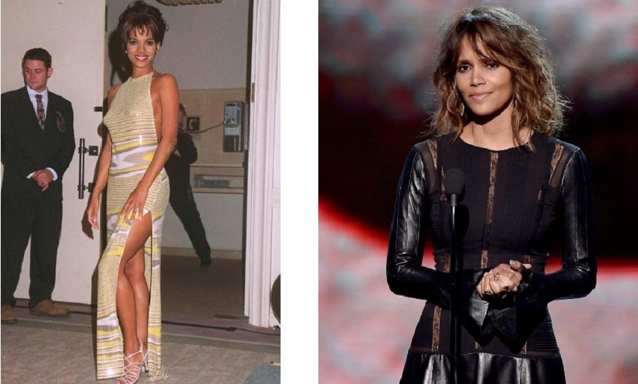 Halle Berry - 1987/2015 (Fotos: IMDB)