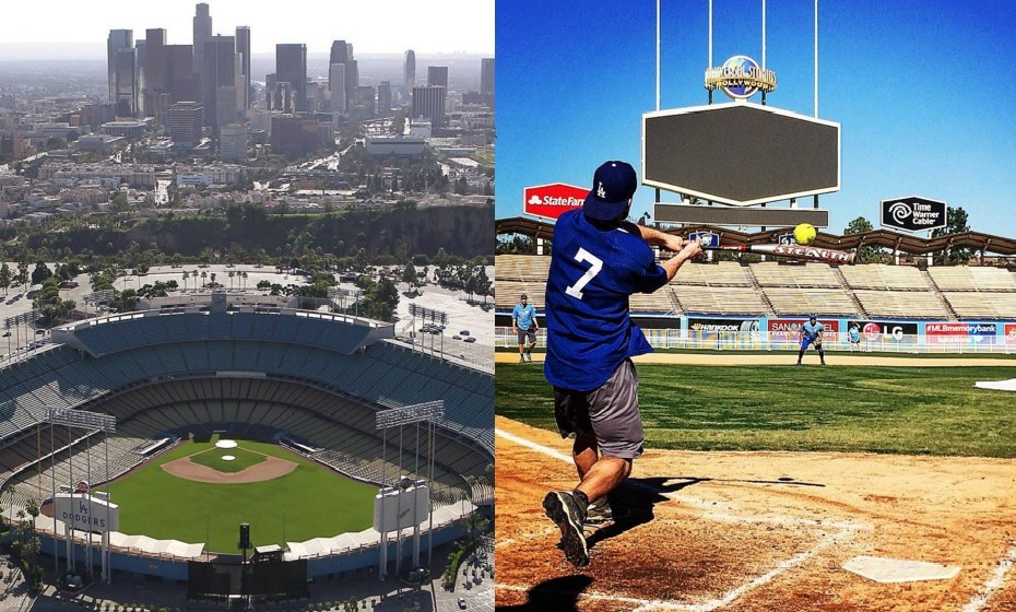 5 - Dodger Stadium, Los Angeles, EUA. Fotos: (latimes; mikeam1288)