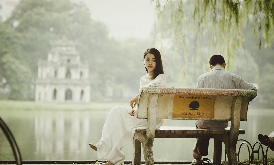 Não se chateiem por coisas parvas. As pequenas discussões que normalmente surgem num relacionamento podem ganhar maiores proporções por estarem geograficamente distantes um do outro.
