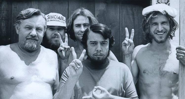 Divulgada foto de Harrison Ford quando era carpinteiro