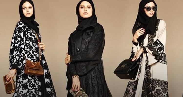 Dolce & Gabbana lança coleção de hijabs e abayas
