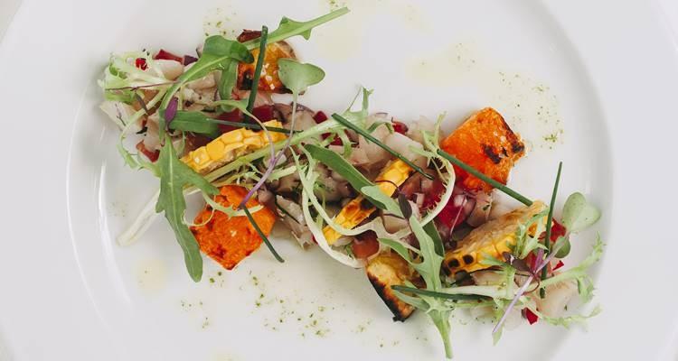 Ceviche de bacalhau