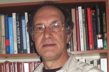 Foto:  O historiador Joaquim Fernandes