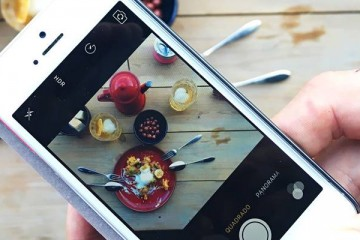 Workshop de food styling para redes sociais no Evolution Lisboa