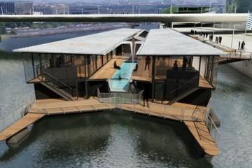Paris vai ter o primeiro hotel flutuante no rio Sena