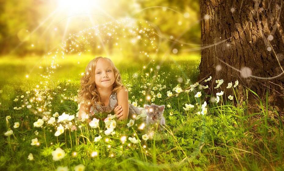 Vários estudos demonstraram que as crianças mostram melhorias psicológicas e fisiológicas significativas na sua saúde e bem-estar, quando estão em contacto frequente com plantas. Os mesmos estudos mostram que as crianças melhoram a nível cognitivo e emocional e são mais criativas quando brincam em zonas verdes.