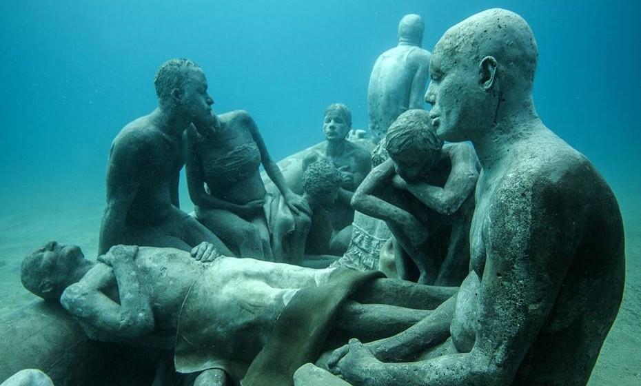 O projeto foi criado para fazer a ligação entre arte e natureza, nomeadamente para as figuras criarem um recife a larga escala que sirva de habitat a muitas espécies marinhas.