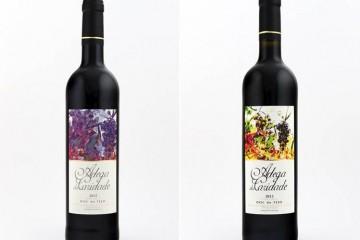 Quinta Caridade lança vinho tinto de seleção