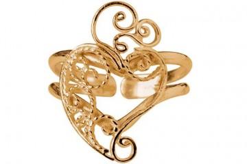 SIC e Topázio lançam anel Coração d'Ouro