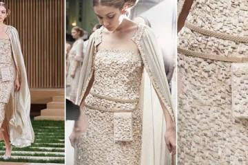 Chanel recupera modelo de bolsa do século XV