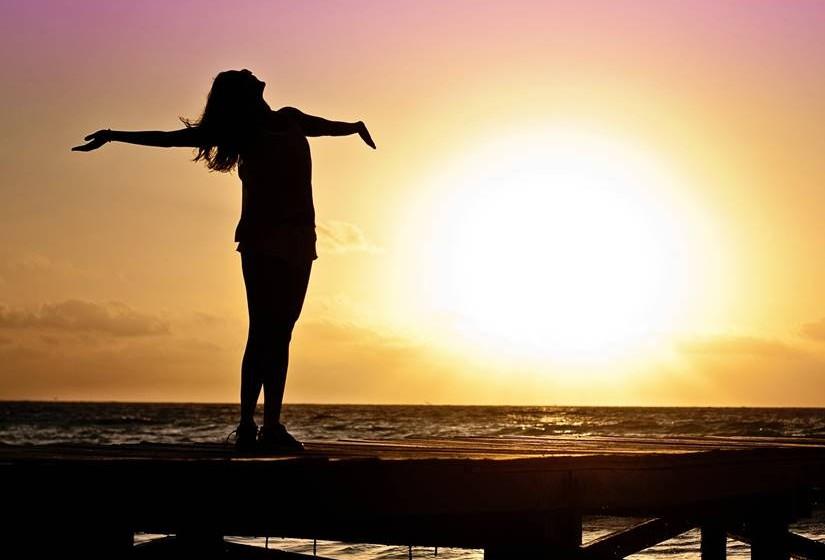 11º Pense mais no momento atual e não sofra por antecipação