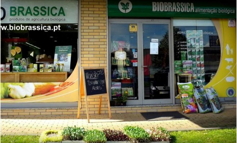 Em Braga, visite a Biobrassica: Avenida Doutor António Palha, nº15, Braga.