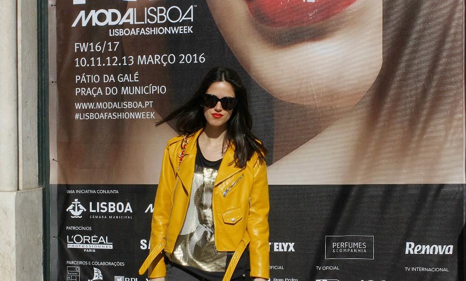 Rita Ferreira classifica o seu estilo como casual sportswear.