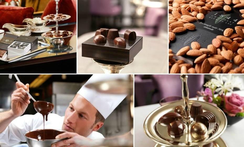 Mas o chocolate não é o único atrativo neste hotel de cinco estrelas. Voltado para as montanhas e para rio Limmat, com 166 quartos, quatro restaurantes de renome (um deles com estrela Michelin), discoteca e ginásio, razões não vão faltar para uma estadia perfeita.