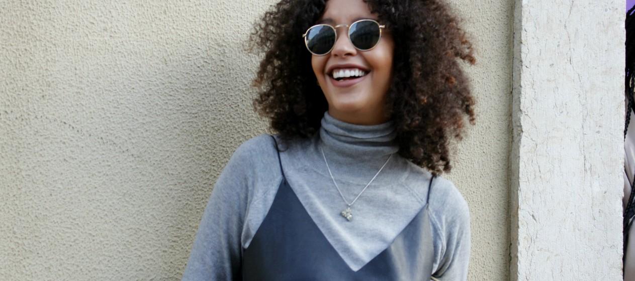 Josine Monalisa, 29 anos, não se considera uma pessoa extravagante