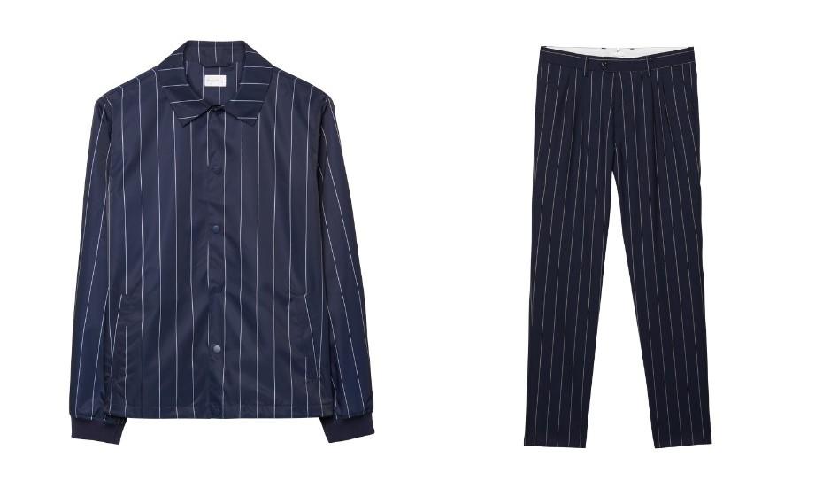 Uma peça de roupa é um presente que nunca falha. Pode ser uma camisa, uma gravata ou, até mesmo, um fato completo. Na imagem: Gant.