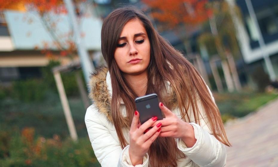 Corte o contacto ou evite persegui-lo nas redes sociais.