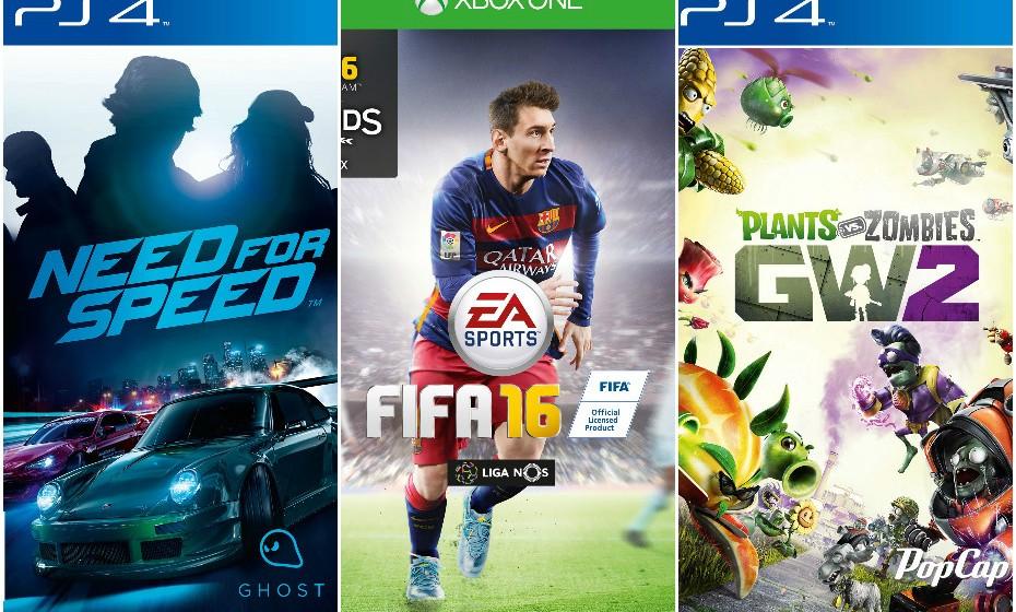 O seu pai é fã de jogos de playstation? Estas são algumas sugestões de jogos que lhe pode oferecer.