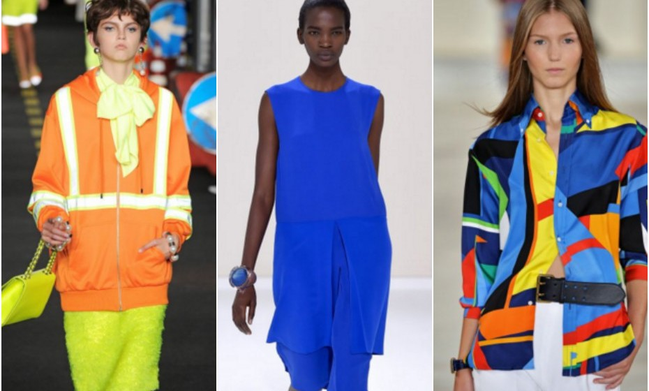 Elétrico - Moschino, Hermès e Ralph Lauren.
