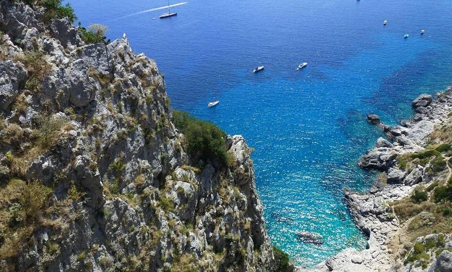 10 – Capri, Província de Nápoles, Itália