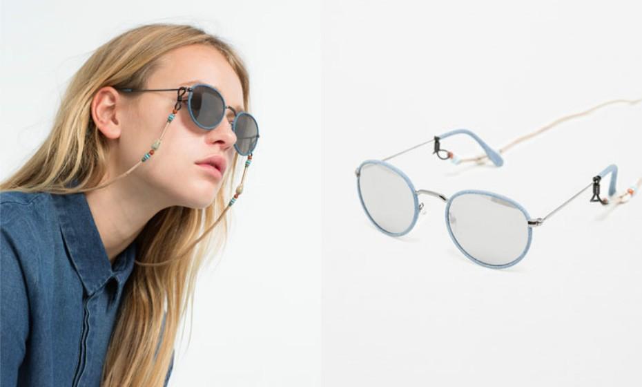 Se procura uma versão low cost mas trendy, sugerimos-lhe estes da Zara. Gosta?