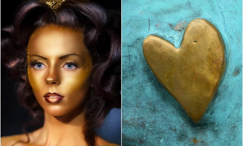 Já alguma vez se imaginou a fazer uma máscara facial ou corporal de ouro? Num spa, em Palm Beach (EUA), é possível. Este spa oferece aos clientes a oportunidade de ter o corpo completamente pintado de ouro. Ao que parece, este método ajuda a evitar a celulite e a prevenir o envelhecimento.