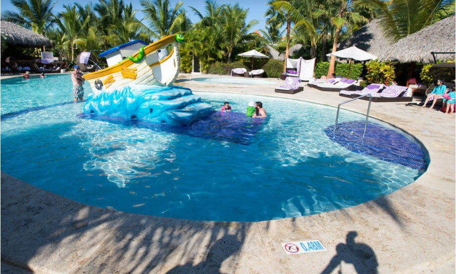 3. The Reserve at Paradisus Palma Real - Punta Cana, República Dominicana.