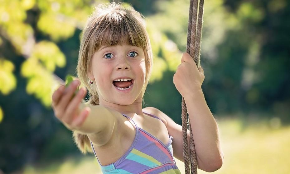 Acrescenta alegria e entusiasmo à vida.