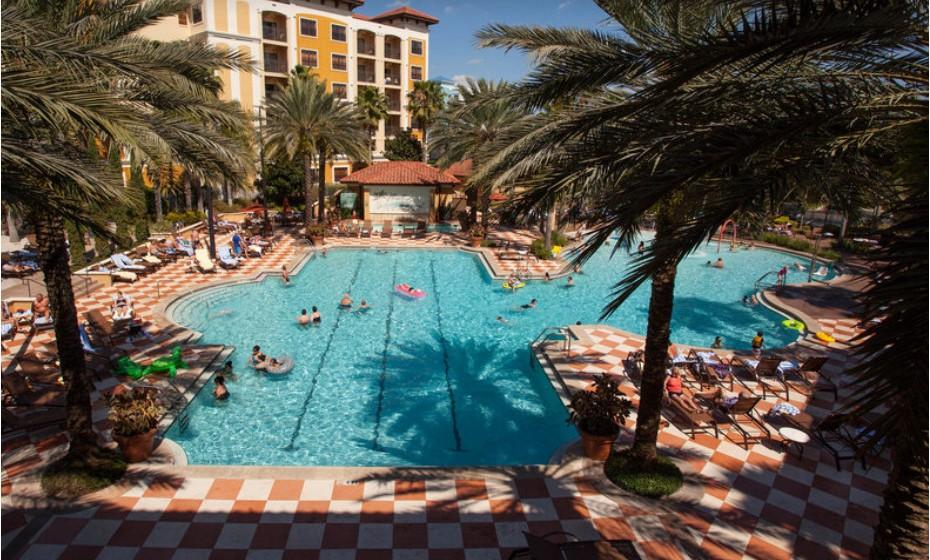 5. Floridays Resort Orlando - Orlando, Florida, EUA.