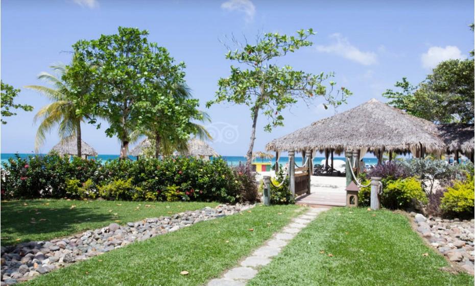 6. Beaches Negril Resort & Spa - Negril, Jamaica.