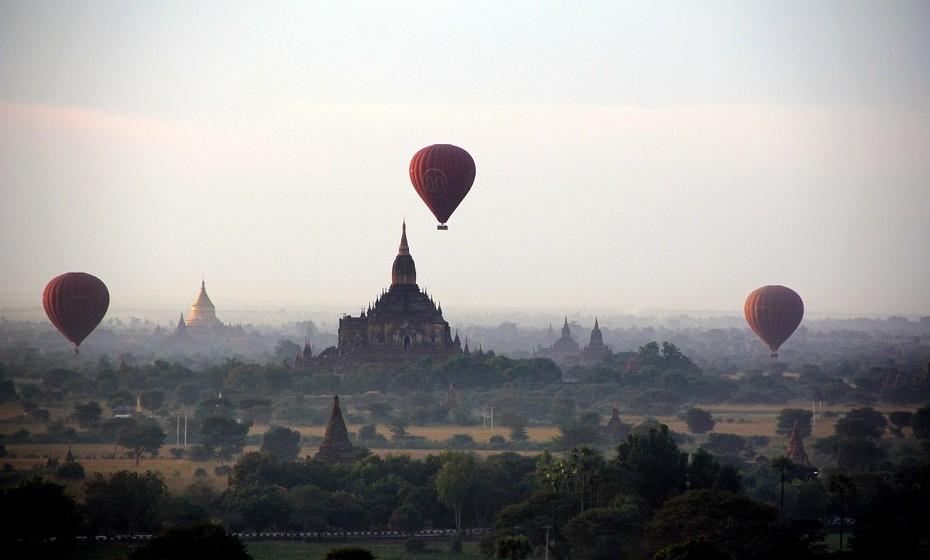Bagar, Birmânia.