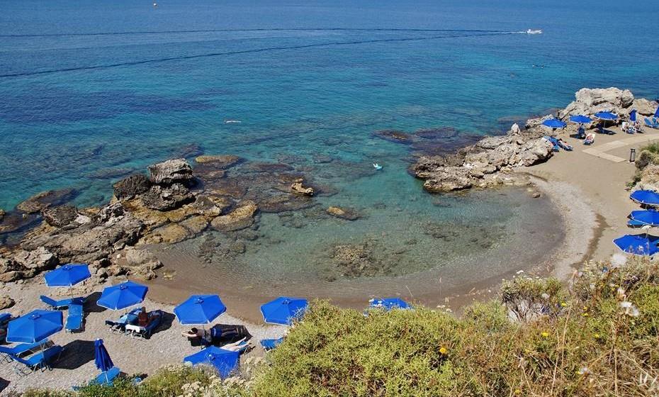 6 – Rodes, Dodecaneso, Grécia